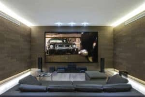 Custom Home Theater Lafayette