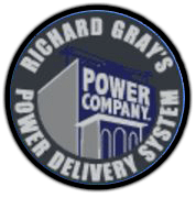richard gray power company logo