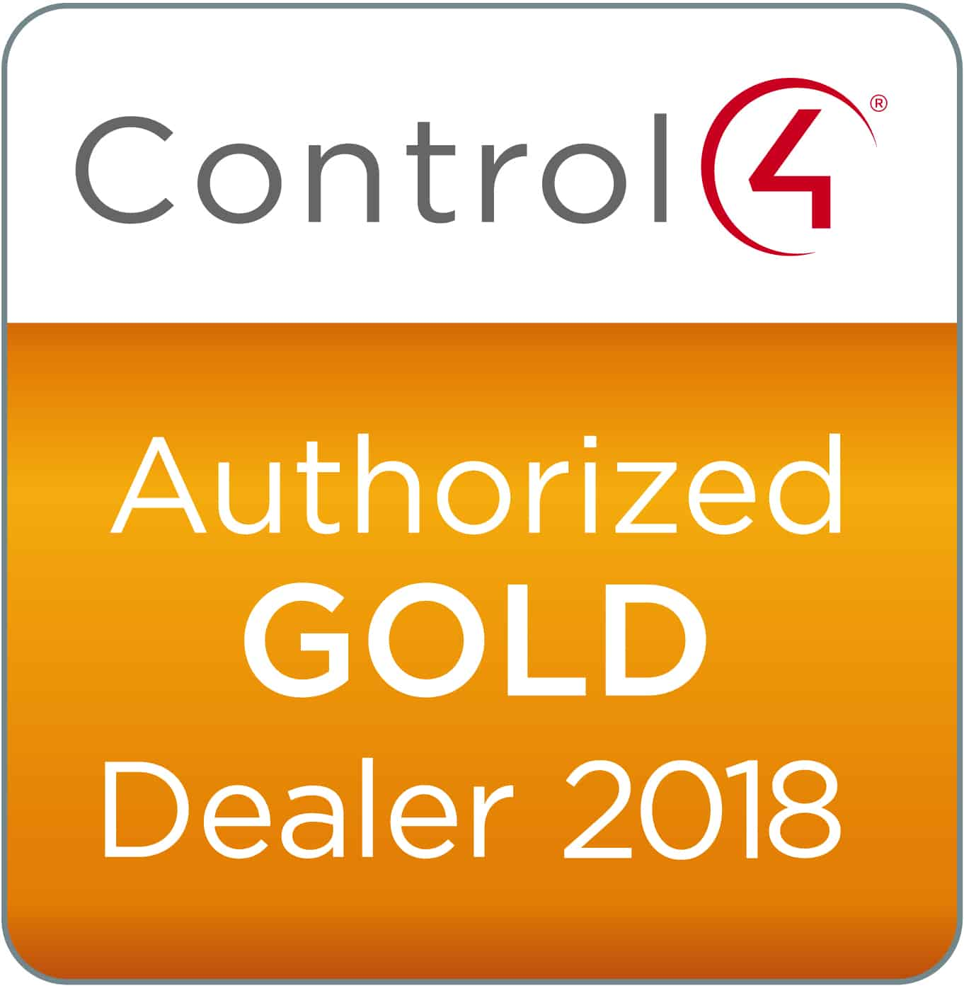 C4 Dealer Gold Badge