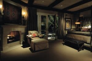 Lighting Control by Lutron