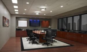 conference room lighting control