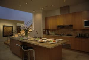 kitchen lighting control