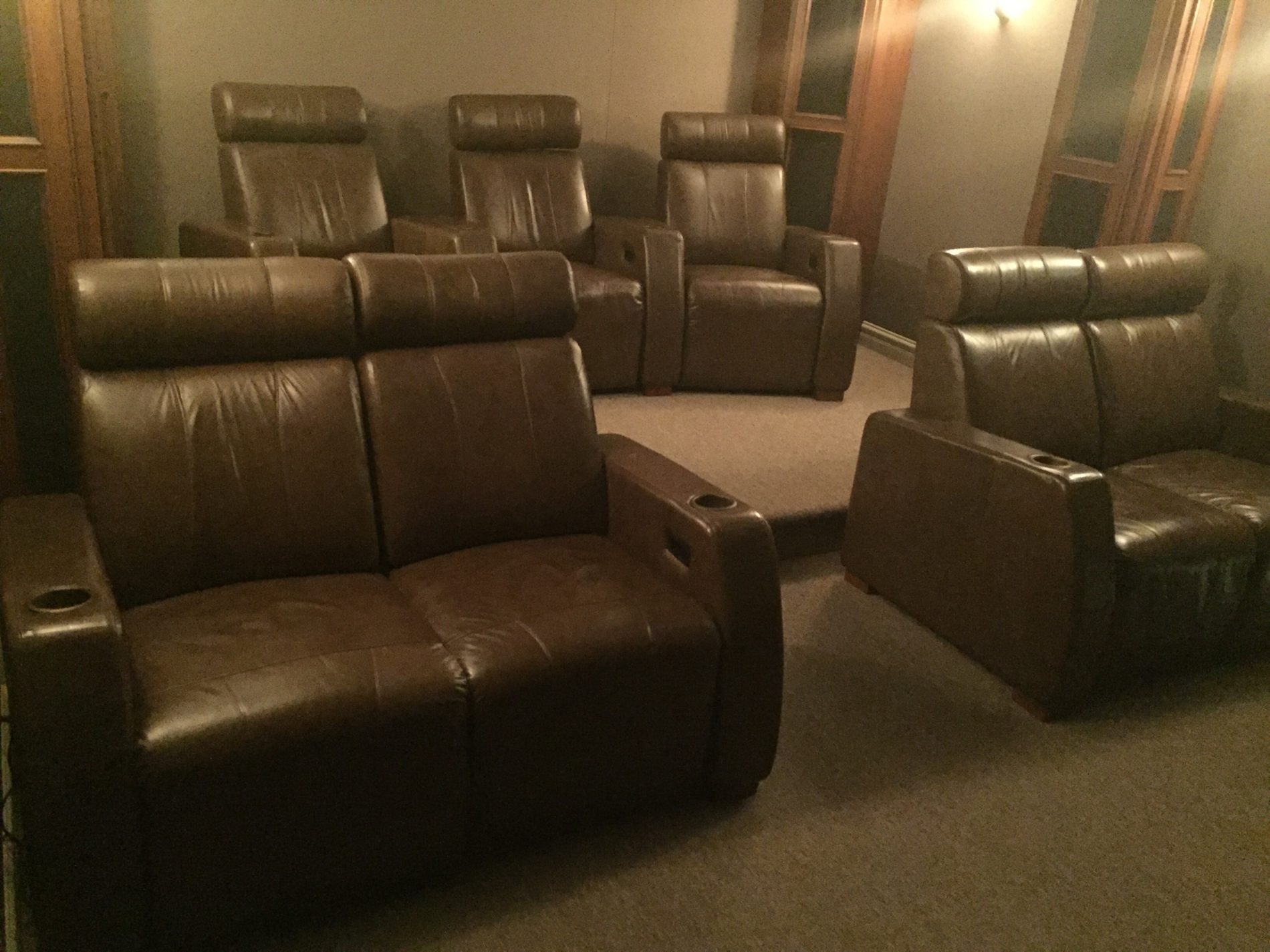 Jaymar Theater Seating