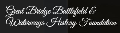 Great Bridge Battlefield Waterways History